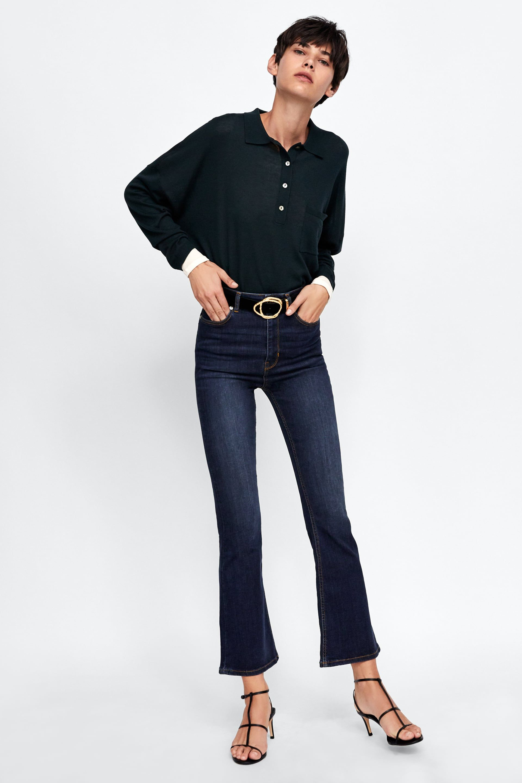 9055af5bc3 Zw premium skinny flare portobello blue jeans | Lynne | Blue Jeans ...