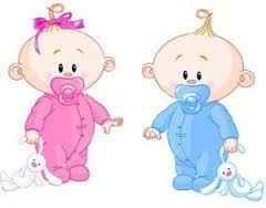 Baby Twins Boy Girl Baby Cartoon Drawing Baby Cartoon Baby Clip Art