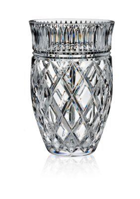 Waterford Eastbridge Vase Clear Crystal Vase Waterford Crystal Vase