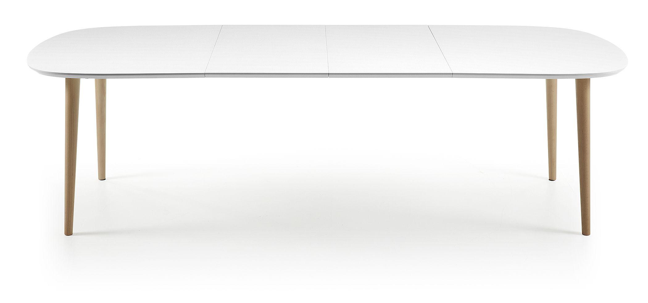 Emejing Table Oqui Extensible Contemporary - Transformatorio.us ...