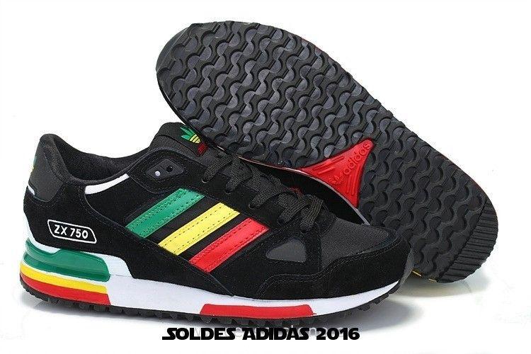 Soldes Adidas Zx 750 Femme
