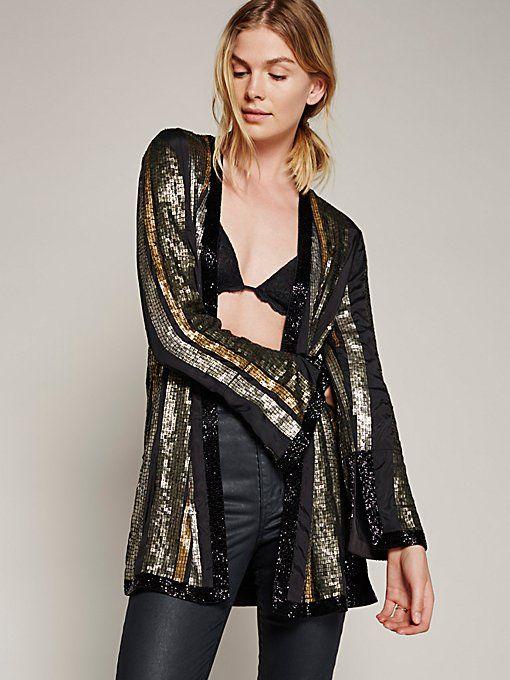 Product Image: Stripe Bianca Jacket