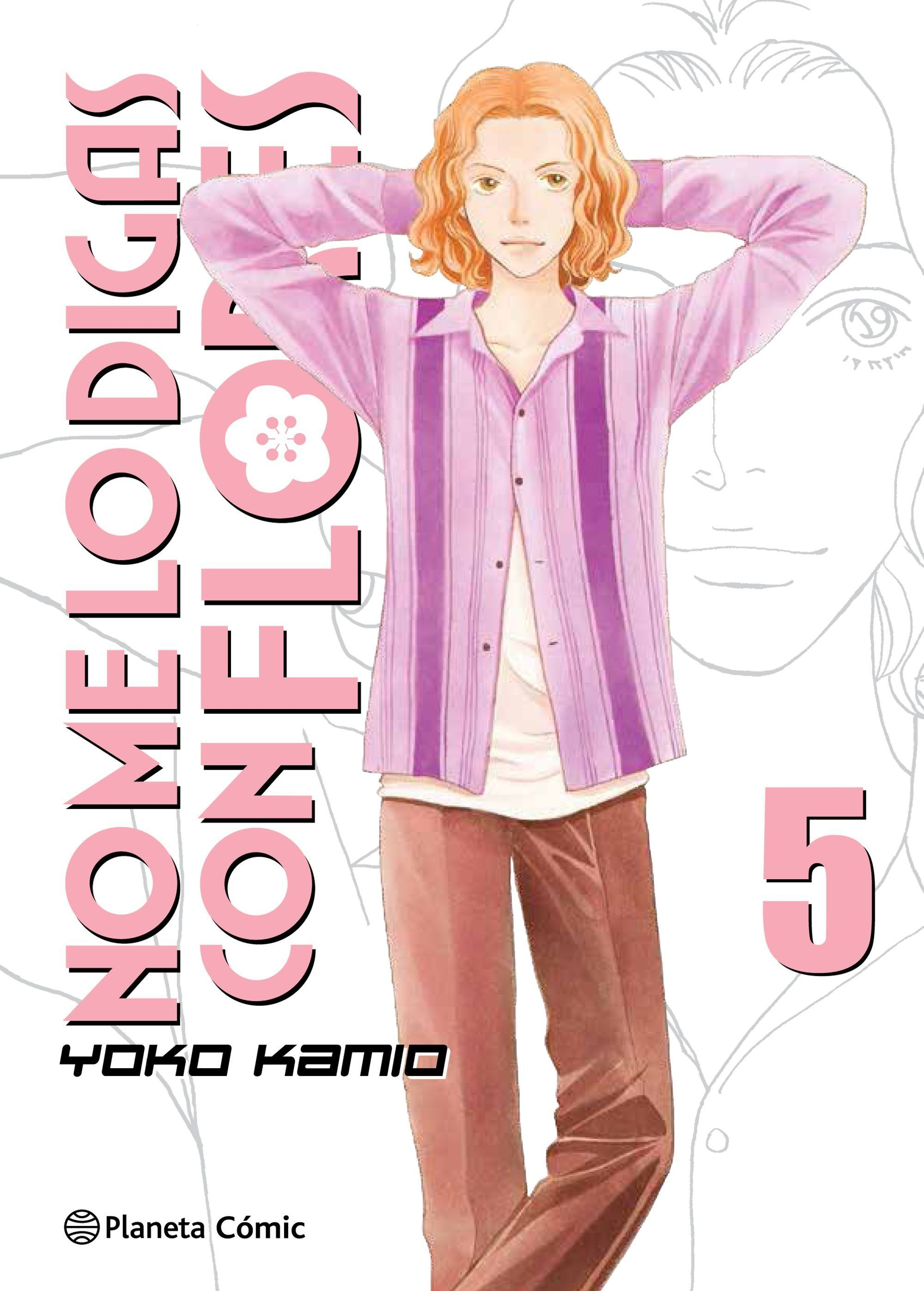 No me lo digas con flores | Manga | Pinterest