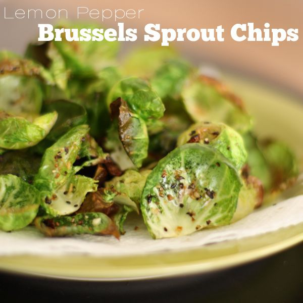 Brussel Sprout Chips ~Pinner Julie Morris Promoting healthy monogamous relationships and sharing and incredible business opportunity www.aprimetimediva.com ~