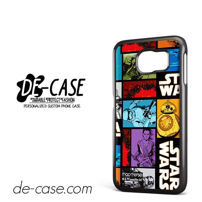 Star Wars The Force Awakens Jigsaw DEAL-10062 Samsung Phonecase Cover For Samsung Galaxy S6 / S6 Edge / S6 Edge Plus