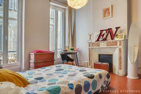 Casinha colorida: Um loft em Marseille muito Industrial Chic