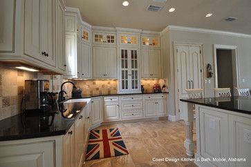 Dog River Kitchen Remodel, Theodore, Alabama   Traditional   Kitchen    Other Metro