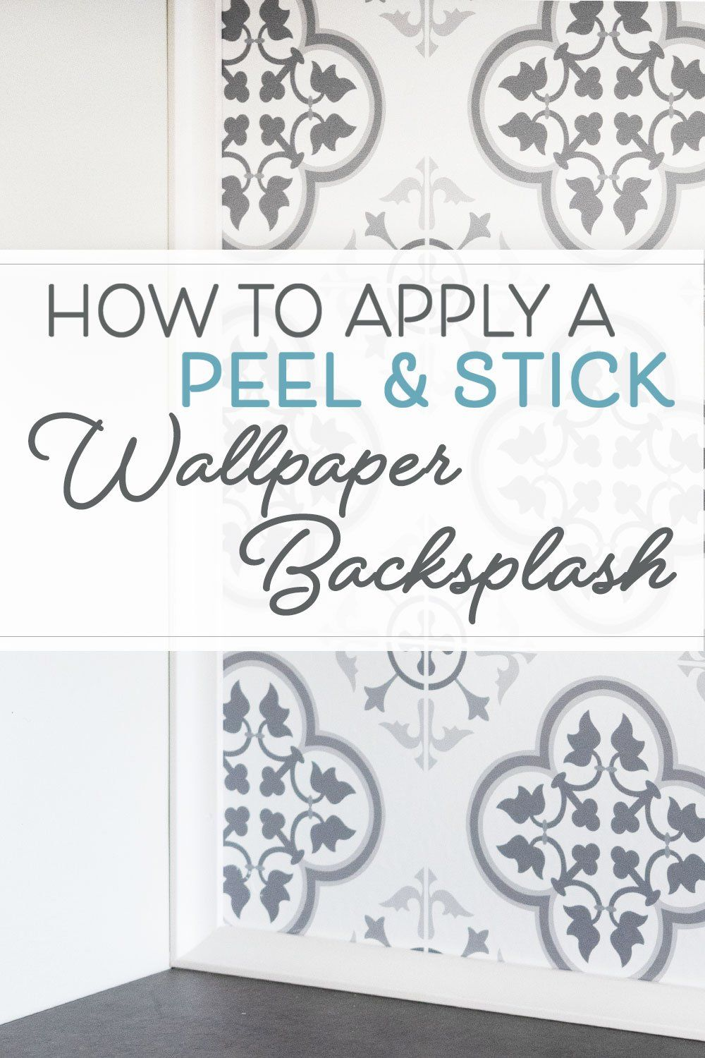 There Are Many Questions About The Quality And Installation Of Peel Stick Wallpaper I Recently I Peel And Stick Wallpaper Stick On Tiles Peel And Stick Tile