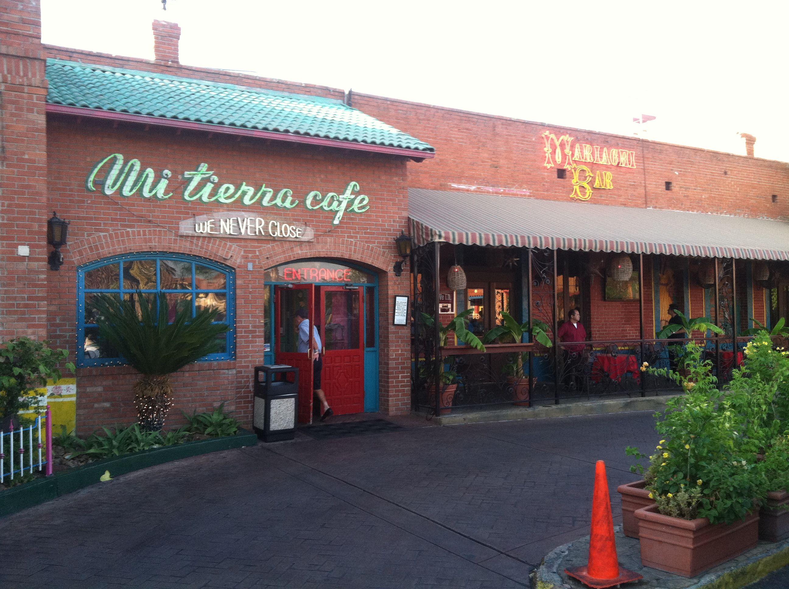 Mi tierra cafe a must stop for me in san antonio tx