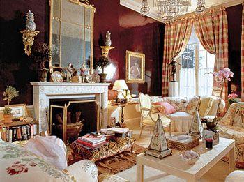 Mario Buatta Interior Design Bing Images English Country Style