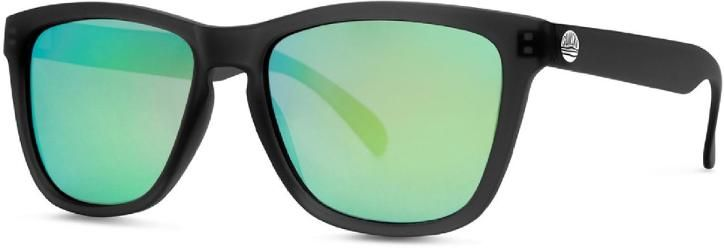 Sunski Headlands Polarized Sunglasses Black Black  cacb22668f