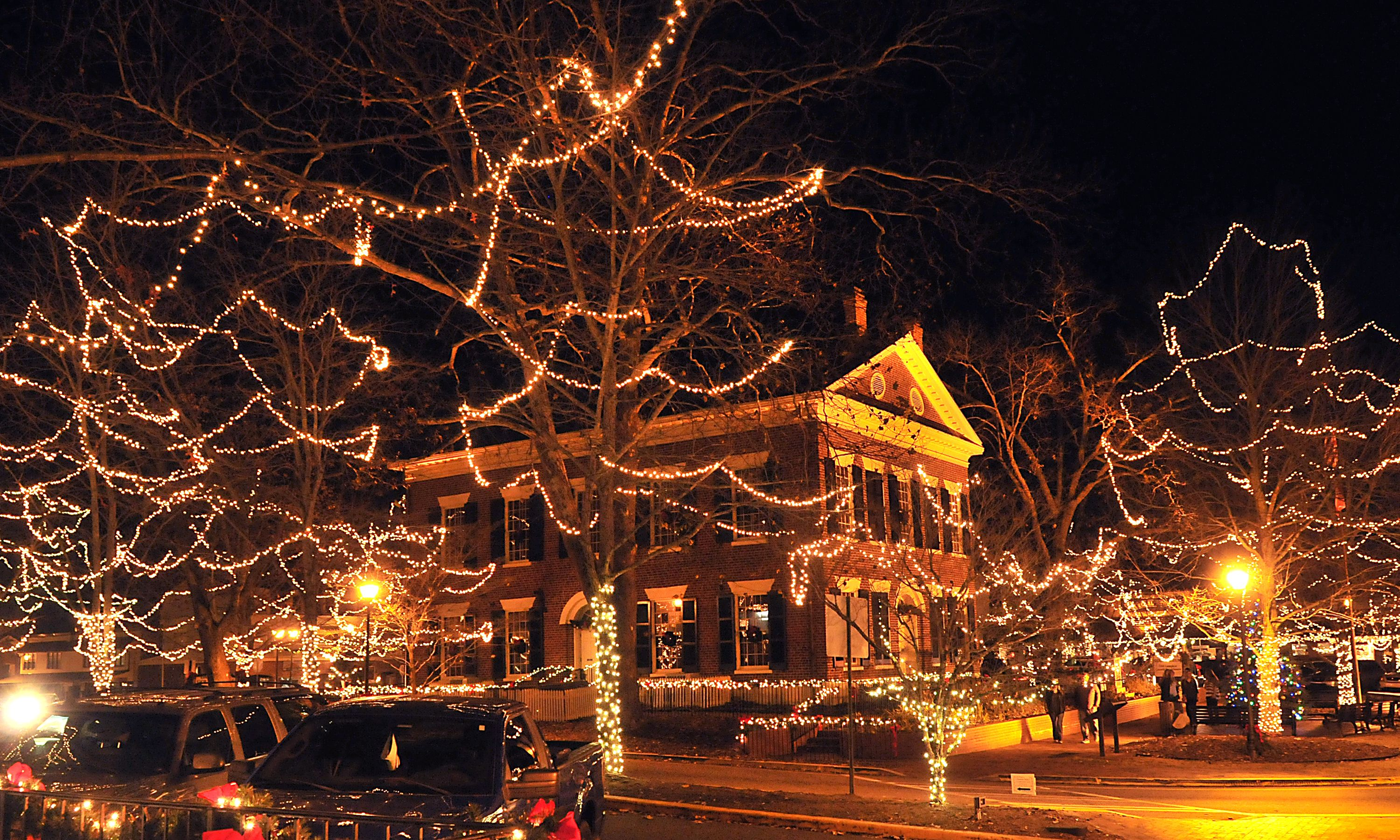 There is nothing quite like Christmas in Dahlonega ...