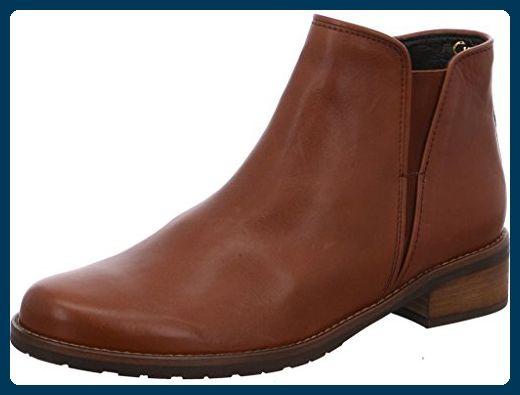 Gabor Shoes 56.425 Damen Kurzschaft Stiefel  40 EUGrau (Darkgrey (Micro) 49)