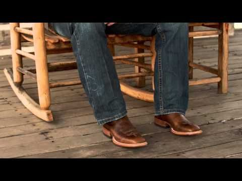 Justin Mens George Strait Boot Cloths Pinterest