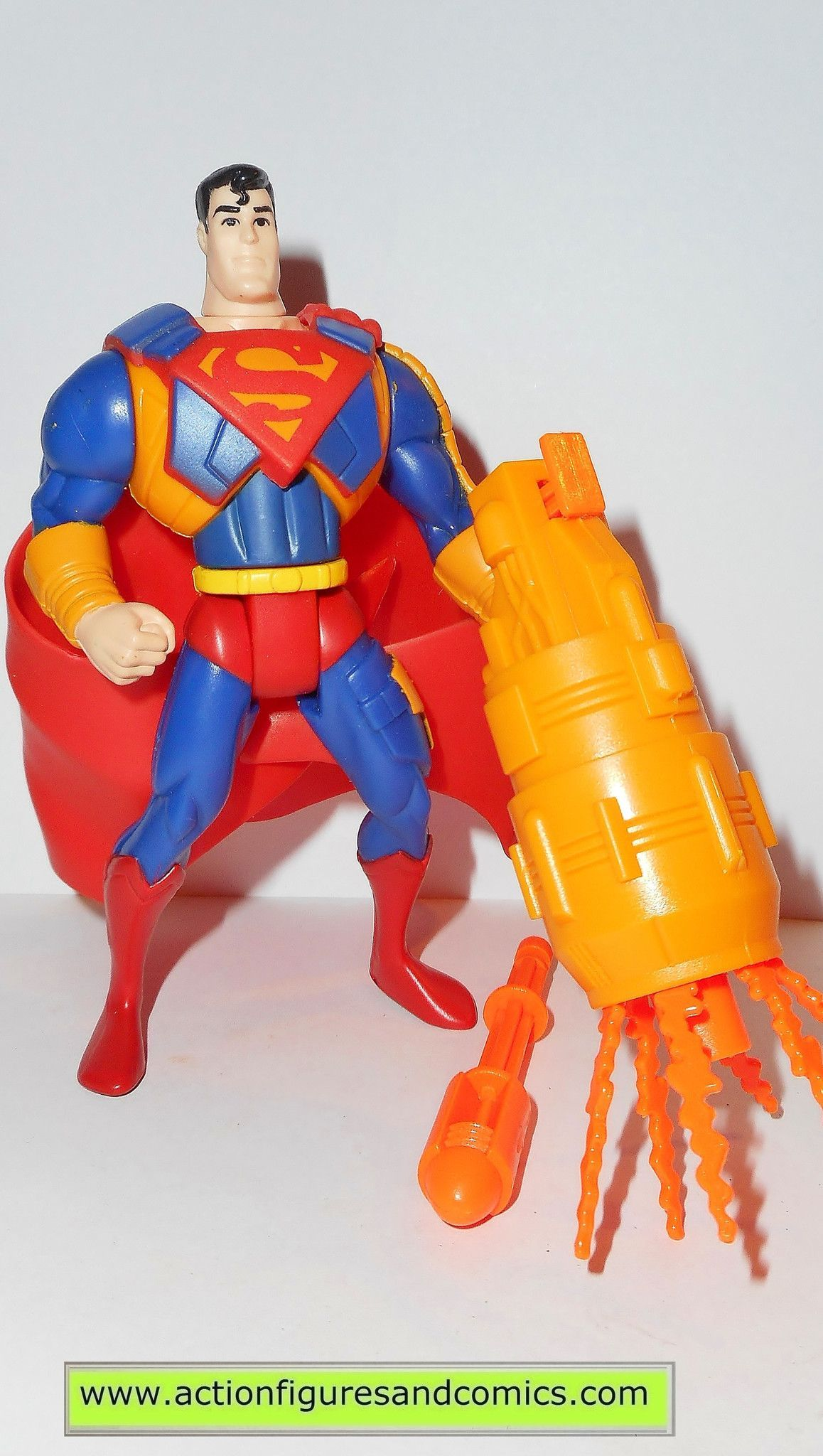 Superman the Animated Series ELECTRO ENERGY SUPERMAN