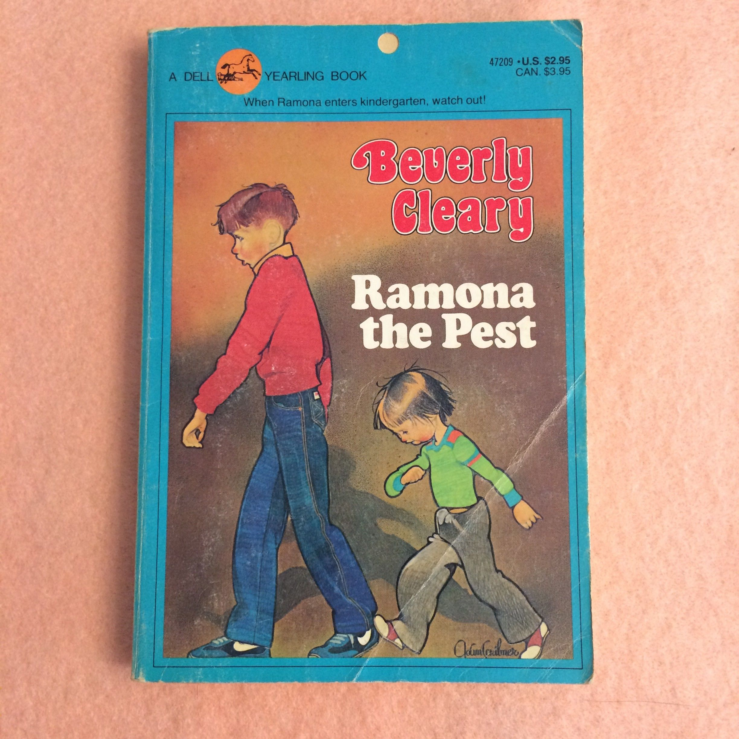 Ramona The Pest Beverly Cleary