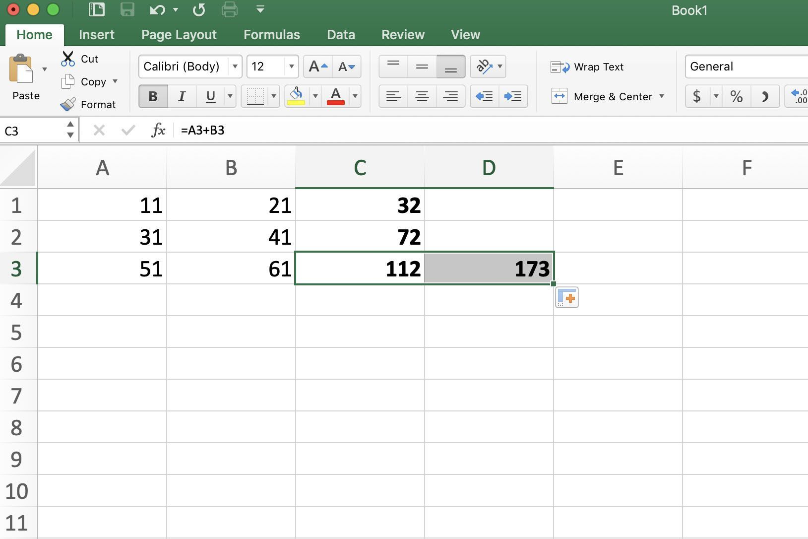 Here S How To Copy Formulas And Data With Excel S Fill