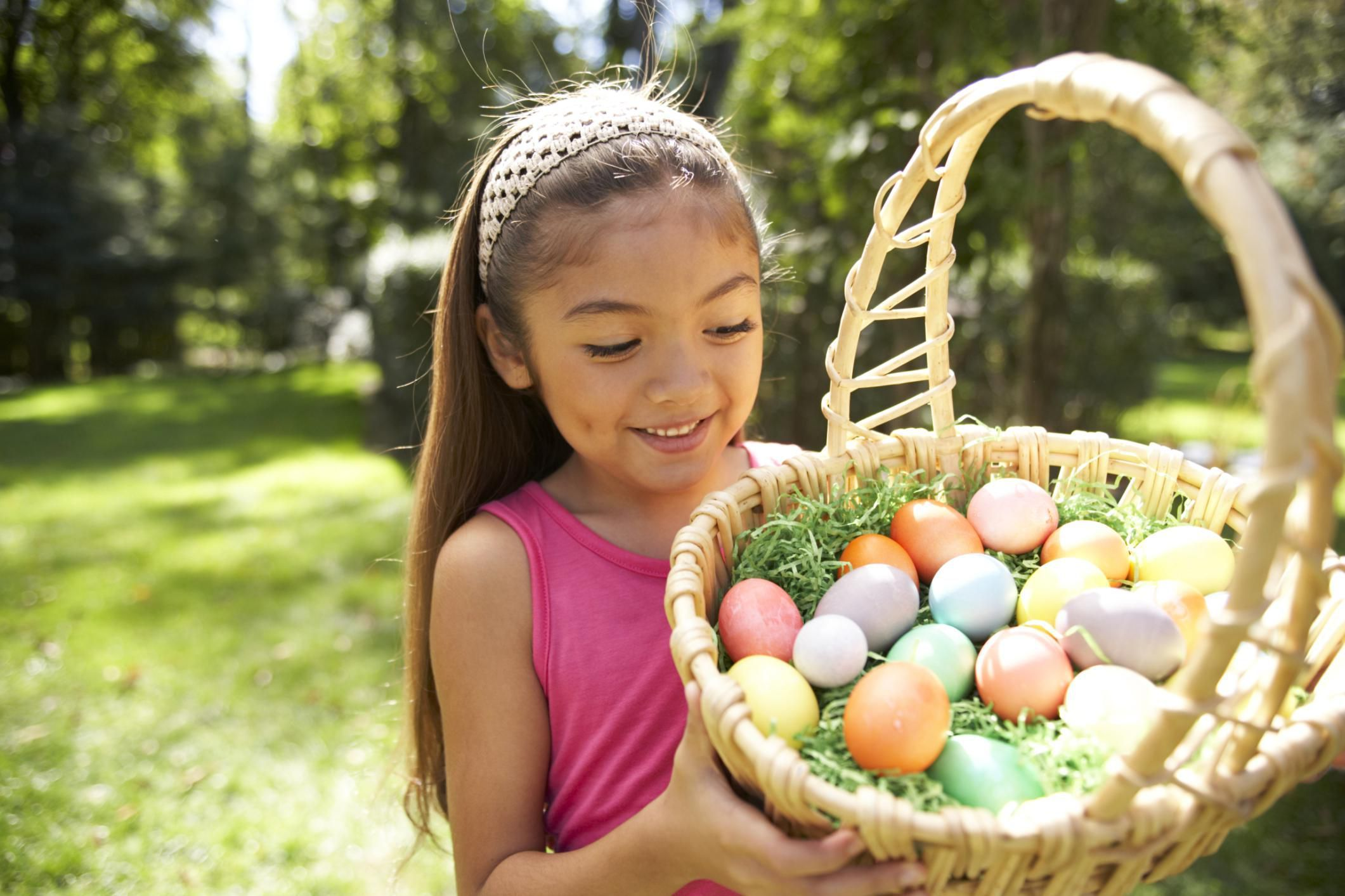 Easter Related Words For Classroom Activities