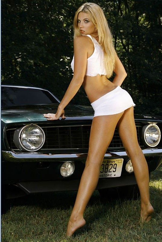 Best American Muscle Cars >> Muscle Cars And Hot Women | www.pixshark.com - Images Galleries With A Bite!