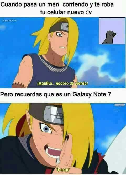 Pin De Moonstone 0 En Naruto Memes Naruto Memes Memes Otakus
