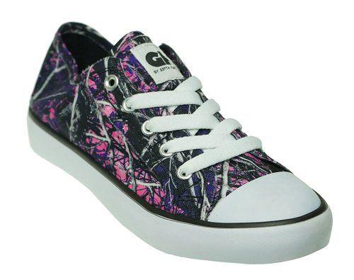 ed006dfa7fc1a Amazon.com: Gotta Flurt Women's Classic Sneaker Muddy Girl: Shoes ...