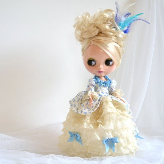 Petit Trianon A Marie Antoinette Inspired by PistachioLibby, $42.00
