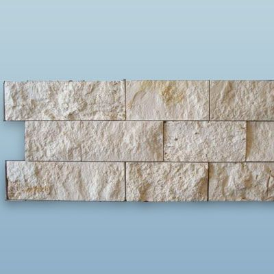 Finally a truly diy stone veneer one that requires no for Glue on brick veneer