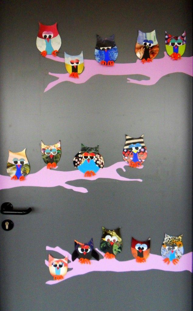 Goed idee voor decoratie op een deur van een kinderkamer deurprints pinterest kinderkamer - Decoratie idee ...
