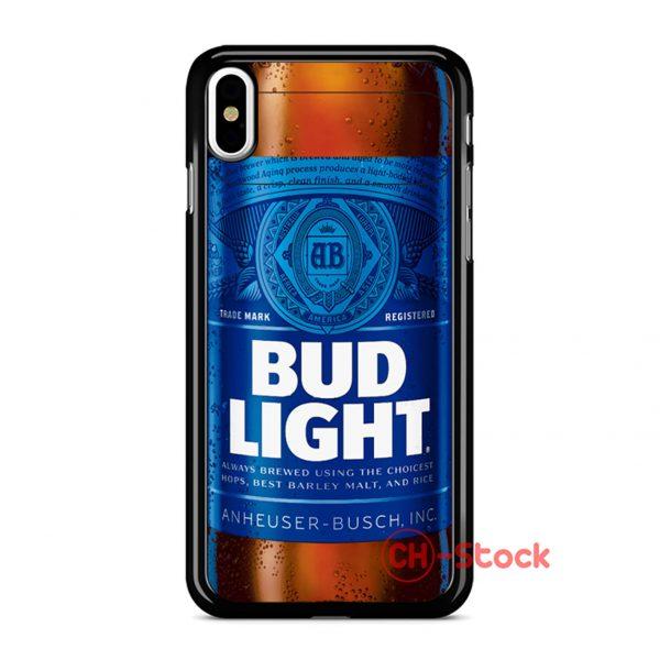 Busch Beer Light Bud New Anheuser iphone case