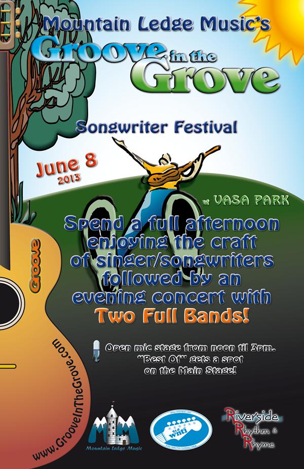 Singer/Songwriter Festival!