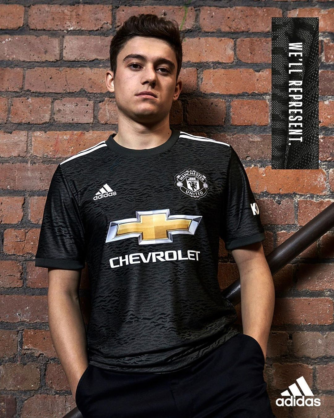 Manchester United S 2020 21 Away Jersey In 2020 Soccer Memes Mens Tops Mens Tshirts