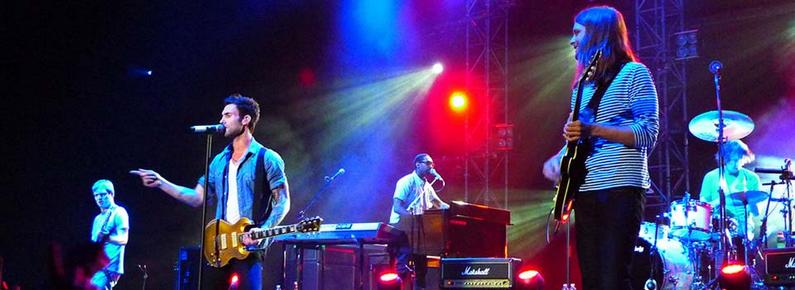 "October 20, 2014 - ""The Decline of Maroon 5"".  #blog #BohemianGuitars #Maroon5  bohemianguitars.com"