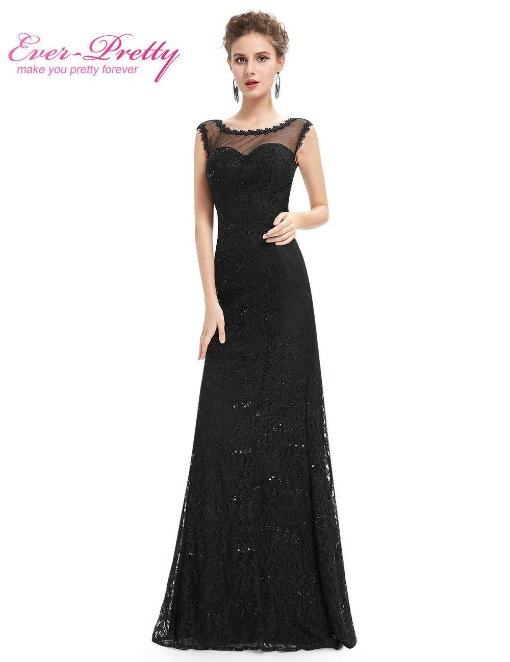 Elegant lace womenus sexy prom party dress products pinterest