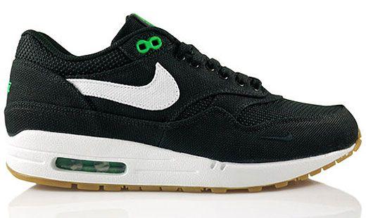 cheap for discount 31ceb e5761 Nike Air Max 1 Premium TZ Patta Zwart Wit Groen