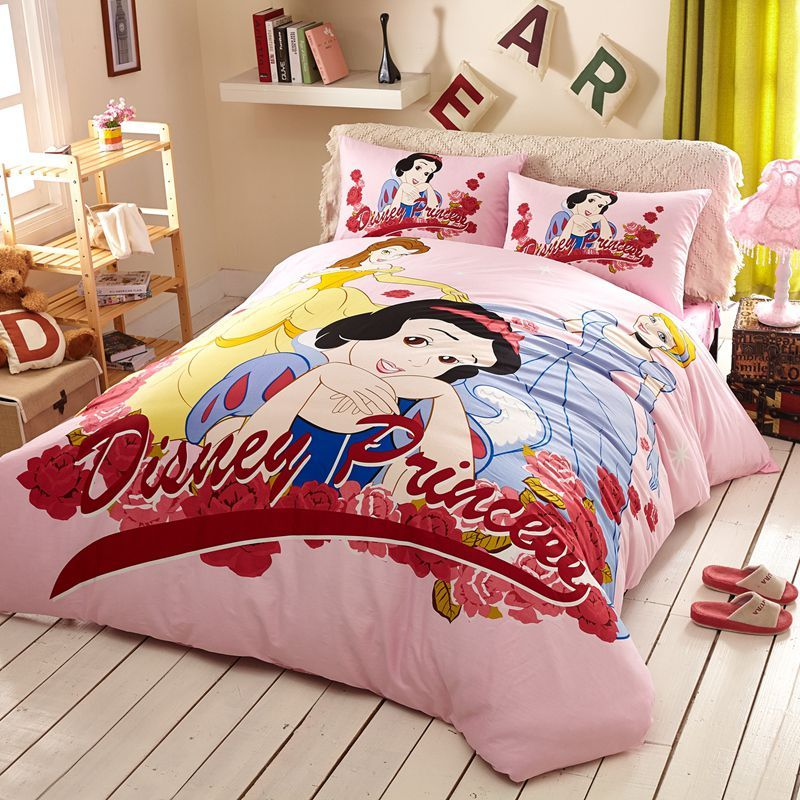 Twin Queen Size Disney Princess Bedding Set Ebeddingsets Princess Bedding Set Disney Princess Bedding Print Bedding