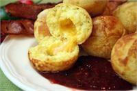 Photo of Jalapeno Corn Aebleskiver Mix–Puff Pancake (2 lb mix)