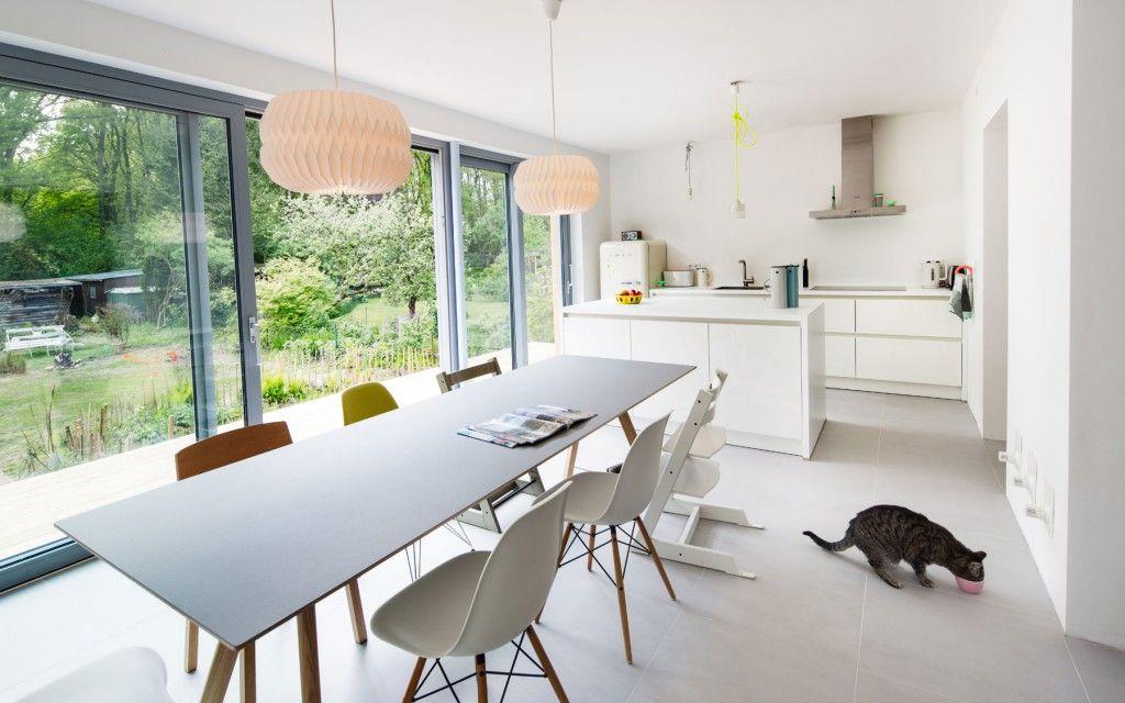 Haus Wiebach (Sanierung und Erweiterung) - CHRISTIAN STOLZ Home - küchenmöbel gebraucht berlin