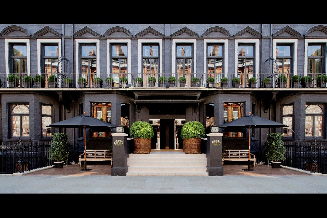 Luxury boutique hotels london kensington luxury hotels for Boutique hotels london