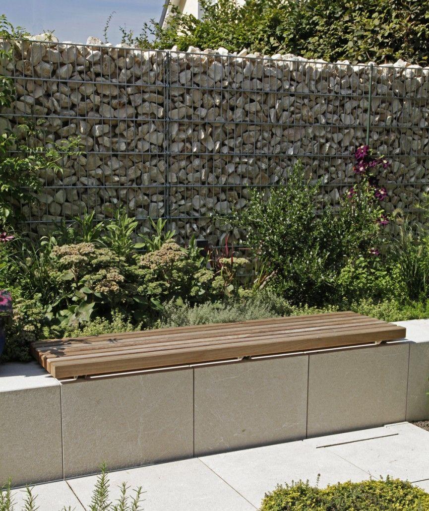 Sichtschutz f r den garten zinsser gartengestaltung for Gartengestaltung mit gabionen