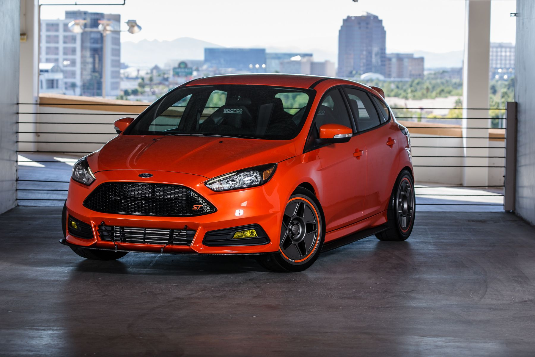2015 cj post parts ford focus st