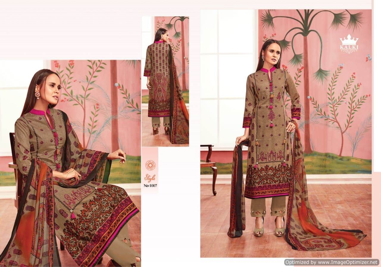 1621438f3e Specification : NAME : Kalki Meher-2 TOTAL DESIGN : 10 PER PIECE RATE :  625/- FULL CATALOG RATE : 6250/-+(5%GST) + Shipping Charge WEIGHT : 9 Type  ...