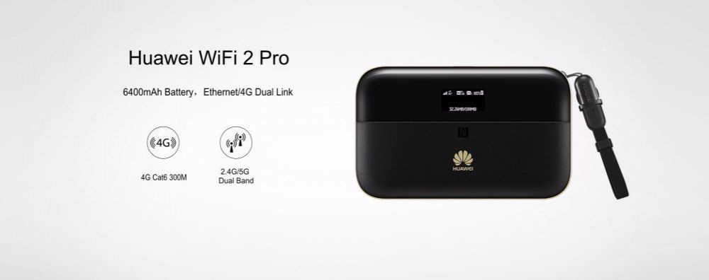 unlocked Huawei E5885 300mbps cat6 4g wifi router 4g mifi dongle