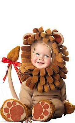 Baby Lil Lion Costume Deluxe  sc 1 st  Pinterest & Baby Lil Lion Costume Deluxe | Halloween costumes | Pinterest ...