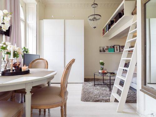 Apartment 22 Square Meters Interior Design Home Decorating Ideas Condo Interior Design Guest Room Decor Apartment Design Inspiration