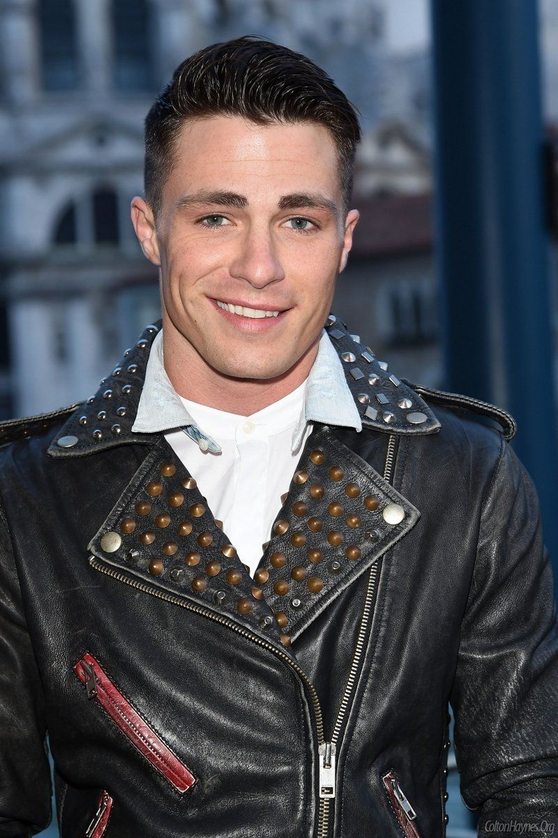 Colton Haynes Announces That Hes The New Face of Diesel by Nicola Formichetti