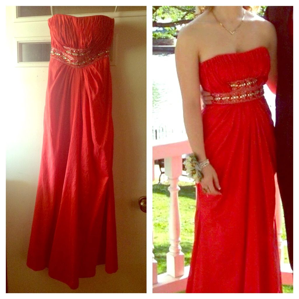 Atelier alyce red prom dress products