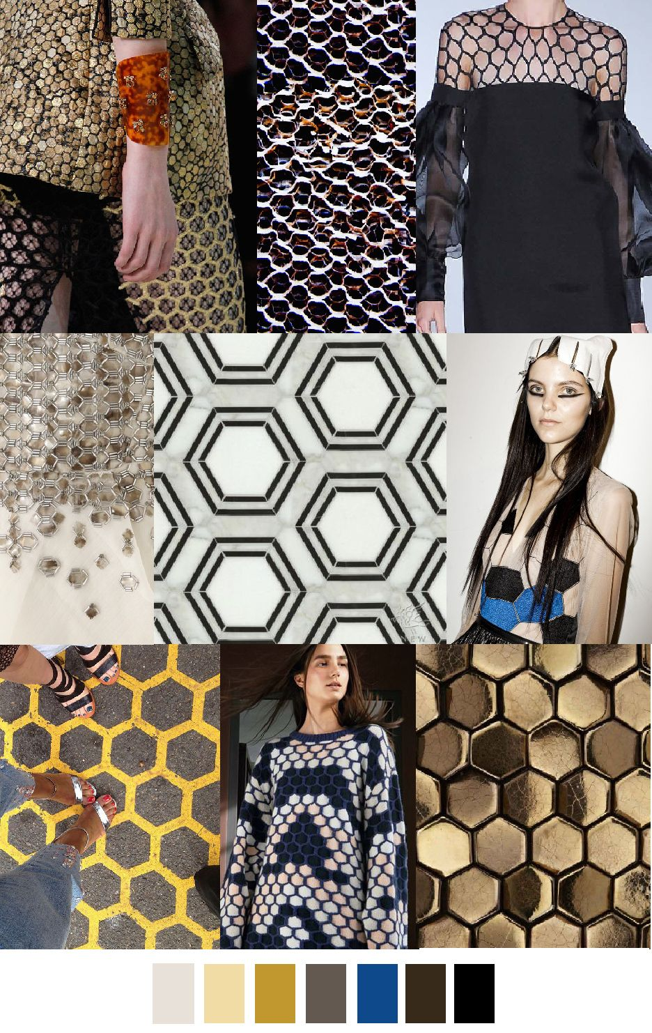 RAW HONEYCOMB | AW 2016/17 Trends | 2015 fashion trends ...