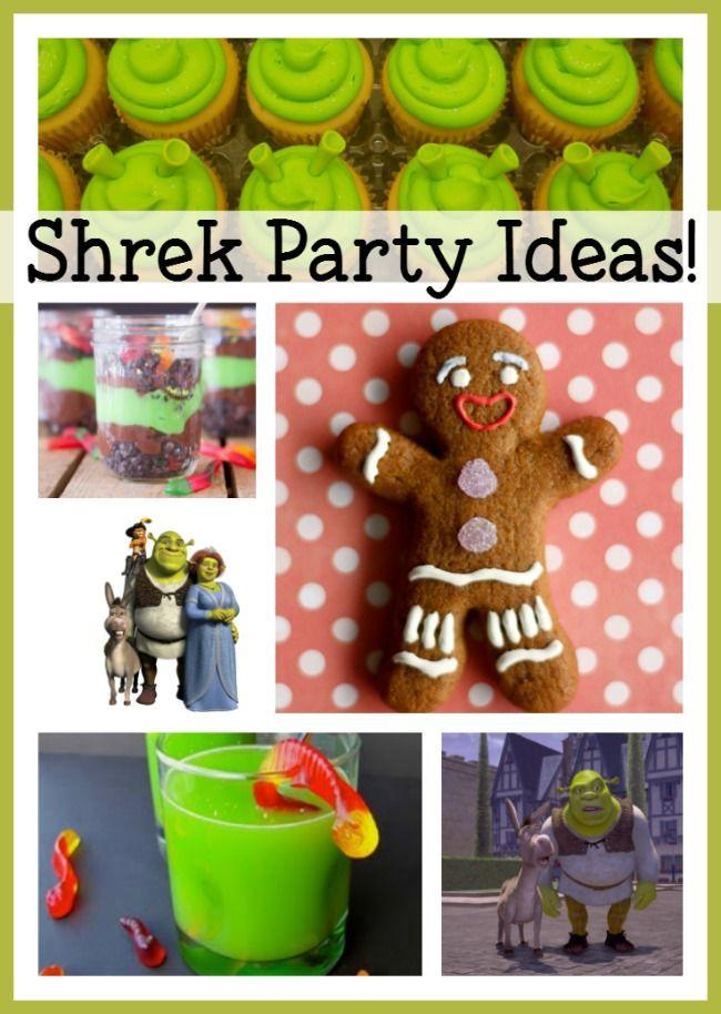 It S The 15th Anniversary Of Shrek Here S A Shrek Party Kit Long