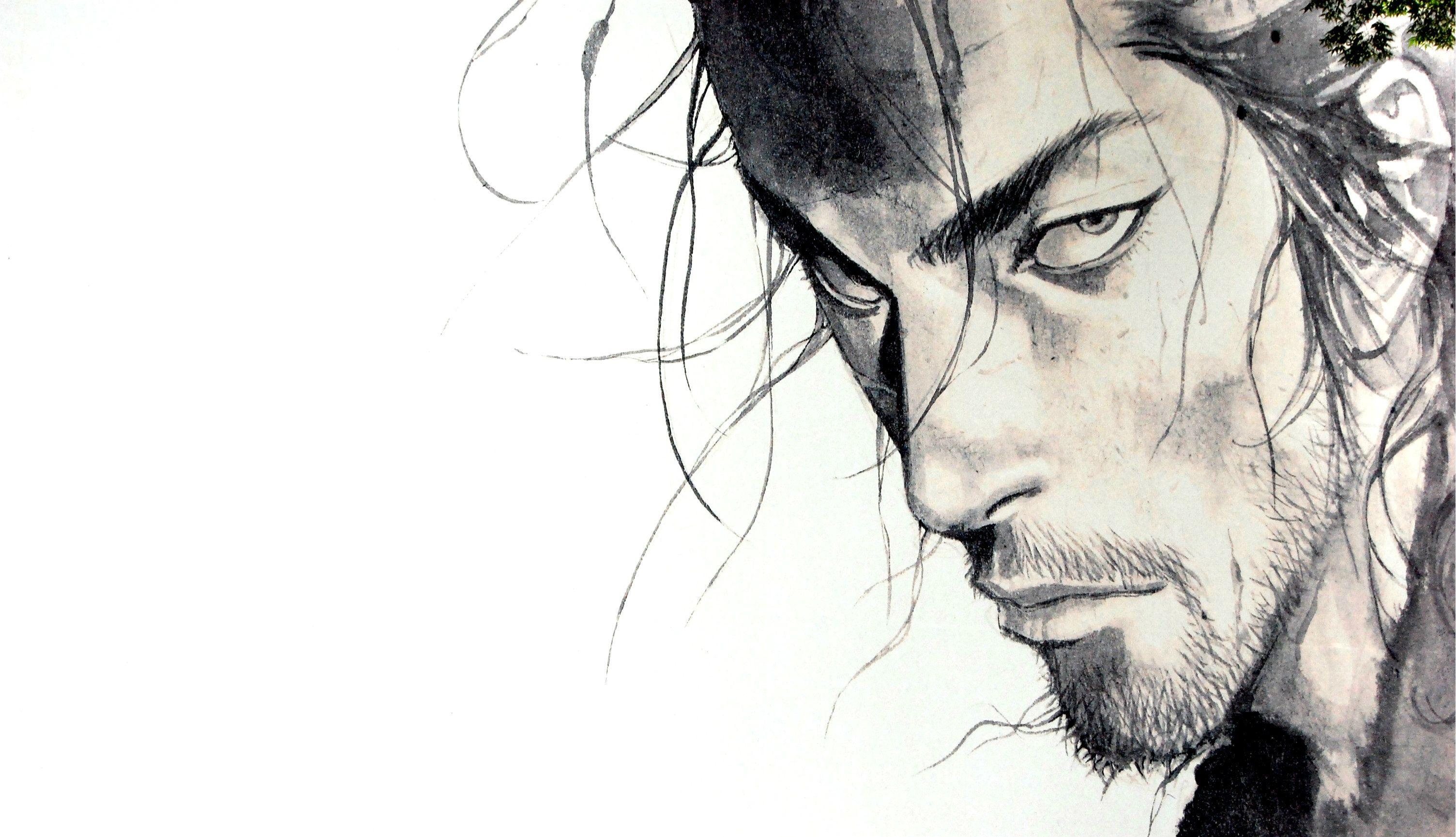 Art by Takehiko Inoue Blog/Website (unofficial: http://takehiko ...