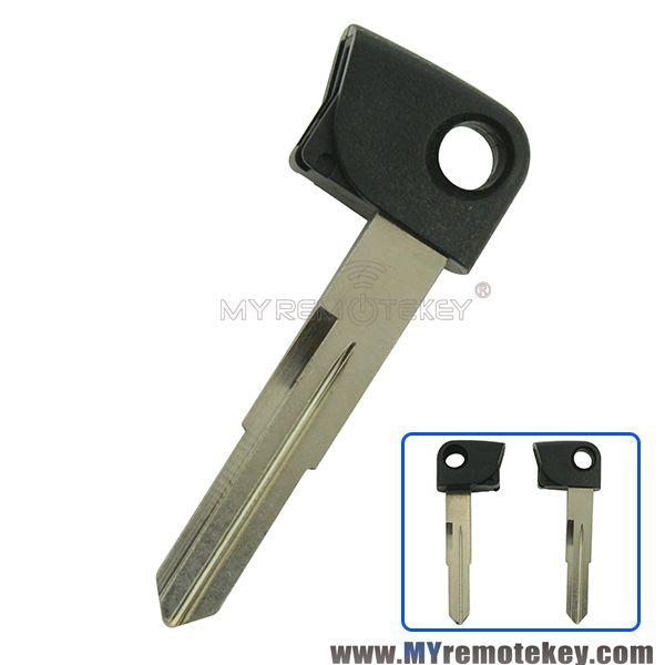 Smart Emergency Key Uncut Blade For 2005